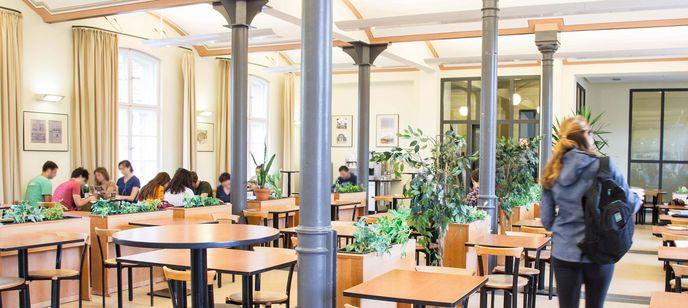 Unsere Mensen Cafeterien Stw Potsdam